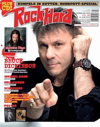 Rock Hard #369